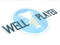 Well Played logo - Version 1