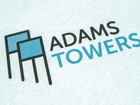 Adams Towers Logo #2 - WIP