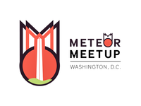 Meteor Meetup Sticker