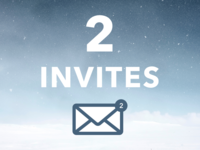2 Dribbble Invites [Closed]