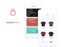 Coderswag - Shopping app