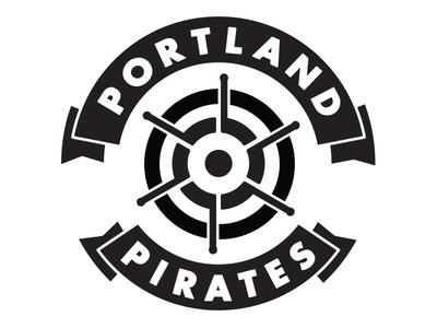 Portland Pirates Hockey portland maine pirate stern stick hockey aaaaaaargh pirates hockey ice hockey
