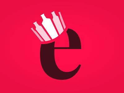 Enoarquía symbol symbol wine logo crown branding brand blog