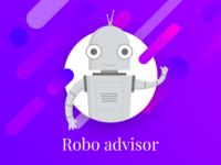 Robo-advisor character