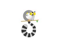 Bird & Lemur