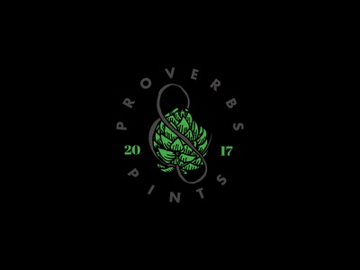 Proverbs And Pints branding debut invite first 2017 proverbs pints beer