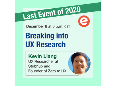 UXRS event Kevin Liang social media figma branding visual design design user experience ux social media social media design