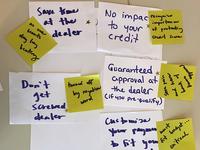 Rapid feedback and usability testing