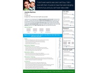 Female persona for auto finance company