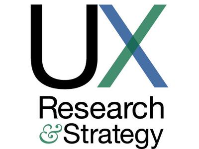 Ux Research Strategy Logo