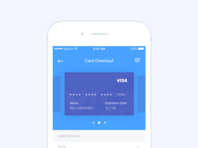 Credit Card Checkout transactions expenses ui shop payment ios credit card credit checkout card mobile