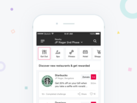 Stepout - Mobile App