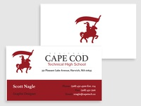 Cape Tech Business Cards