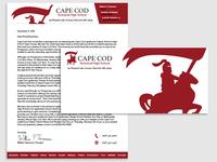 Cape Tech Stationary