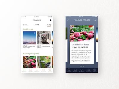App screens #2 mobile app ios app app design design ux ui uiux ios