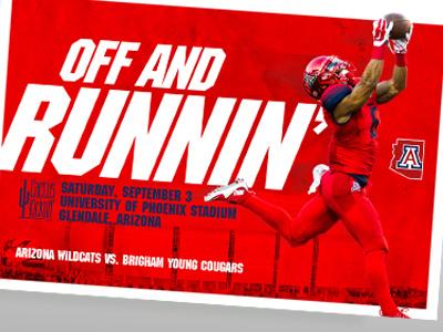 Off and Runnin'