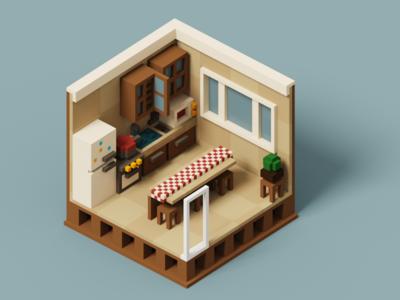 Kitchen - #002