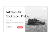 Nikelab Air Sockracer Flyknit