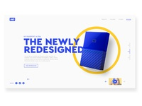 Western Digital Blue Website