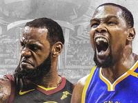 Cavs vs Warriors