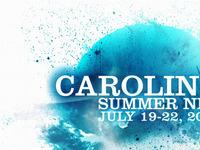 Carolina Summer Nights Flyer
