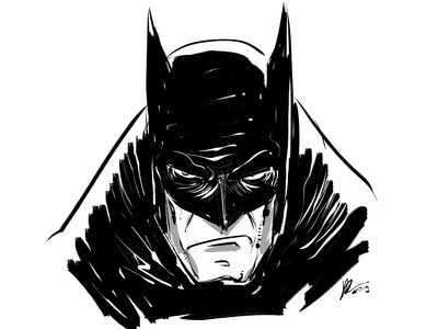 Batman - sketch