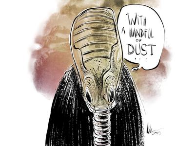 Sandman - sketch