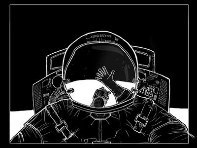 Entrespaço - Comic Book art