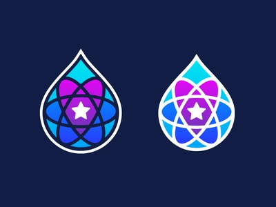 React + Drupal Stickers
