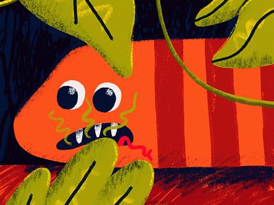 Stinky Snake digitalart childrens illustration childrens book design procreate illustration