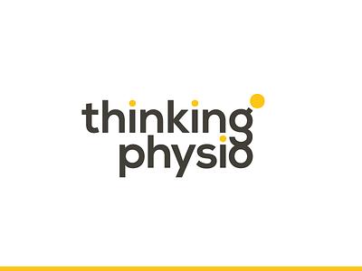 Medical Logo - Thinking Physio logo