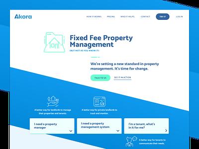 Start Up Website web  design