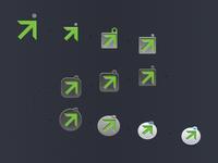Icon Evolution