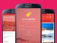 BookmyROOM - Hotel Booking App