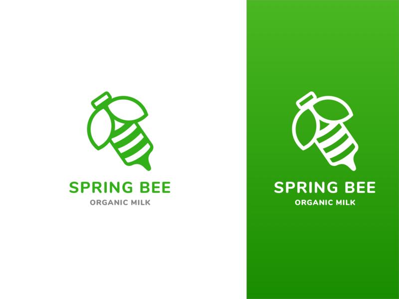 Spring Bee - Logo
