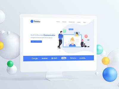 Telebu Homepage