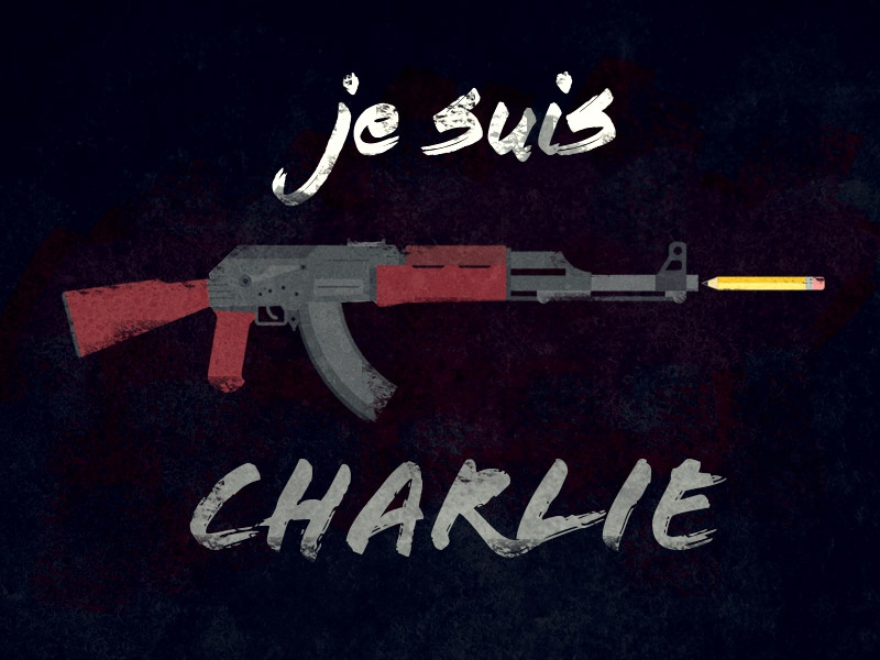Je Suis Charlie je suis charlie france solidarity free speech expression creativity