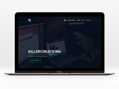 Re-doing my site. visual design interface website personal portfolio ui ux web