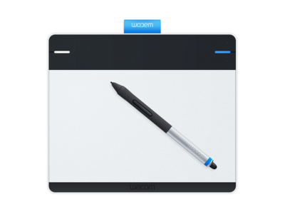 Wacom intuos Pen&Touch wacom photoshop intuos design graphic tablet pen touch