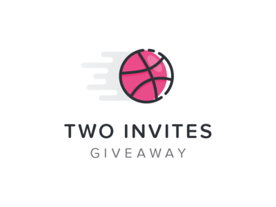 Two invites giveaway!
