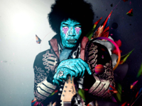 Jimi Hendrix Grime