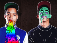 Rizzle Kicks Grime Art