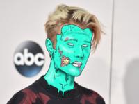 Bieber Grime Art