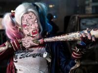 Harley Quinn Grime Art