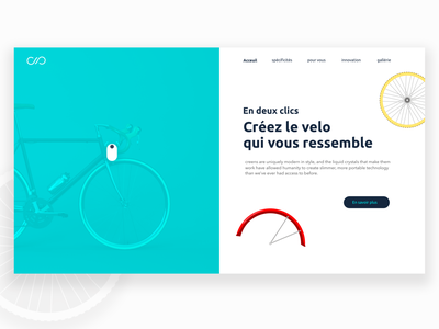 The Cycle bicycle ux design ui