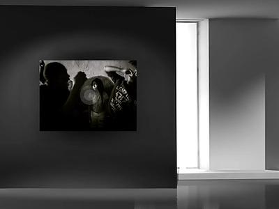 Insta-Art Interactive Exhibition instagram ux ui art