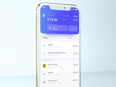 UGEM Wallet Tracking App