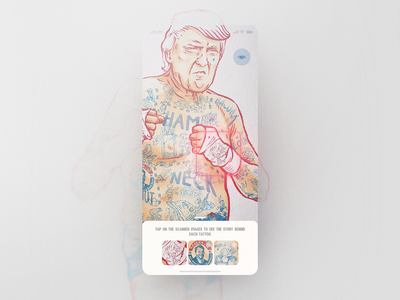 Scars of Democracy – AR App