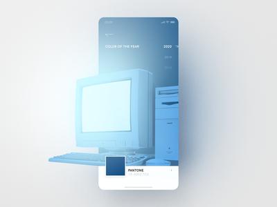 Pantone – Classic Blue