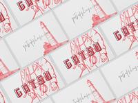 Gatsu | Business Cards